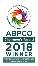 ABPCO Chairman's Award 2018 Winner
