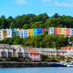 Bristol Houses Coloured